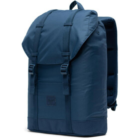 Herschel Retreat Mid-Volume Light Zaino, navy